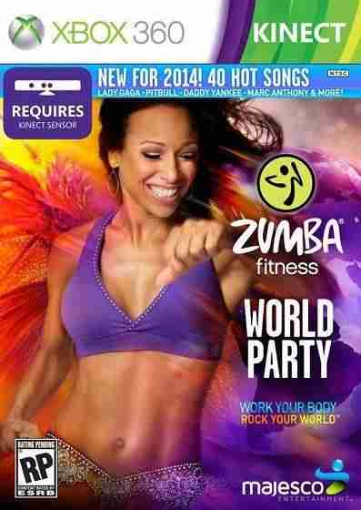 Descargar Zumba Fitness World Party [MULTI][USA][XDG3][iCON] por Torrent
